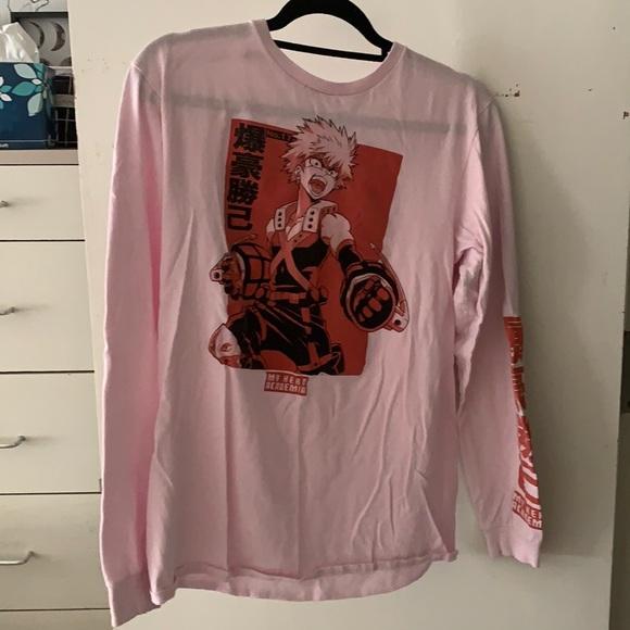 MHA shirt